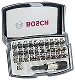 Bosch Professional 32tlg. Bit Set (Zubehör für Schraubanwendungen)
