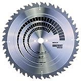 Bosch Professional Zubehör 2608640703 Kreissägeblatt Construct Wood 400 x 30 x 3,2 mm, 28