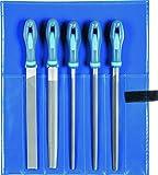 Pferd 11800542 Werkstattfeile 250mm H 2, blausilber