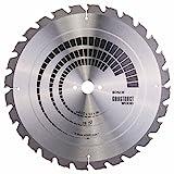 Bosch Professional Kreissägeblatt Construct Wood (Holz, 400 x 30 x 3,5 mm, 28 Zähne, Zubehör Kreissäge)